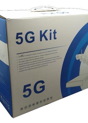 Набор видеонаблюдения (4 камеры) (без монитора) WiFi kit (6)