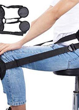 Эргономичный поясной ремень для спина, Портативный поддерживаю...