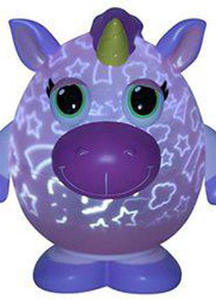 Светильник проектор Playbrites Единорог