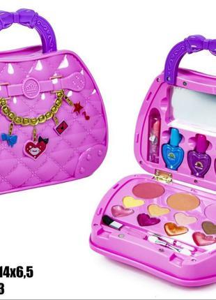 Набор детской косметики в сумочке J-1023 Отличный подарок для ...
