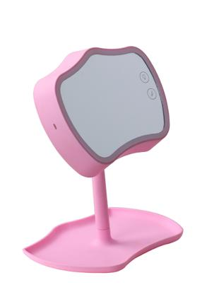 Зеркало с подсветкой и подставкой mirron lamps (w-58) (18)