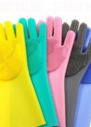 Перчатка для мойки посуды 908-24