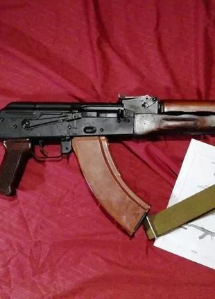 Макет массо-габаритный АКМ с полным комплектом (не оружие)