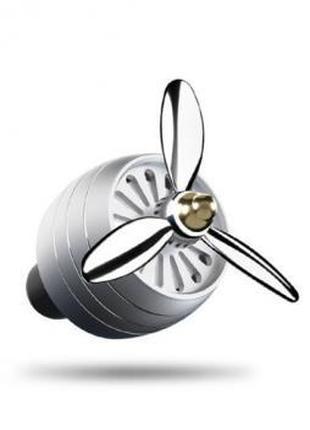 Ароматизатор CFK-03-A пропеллер в решётку в коробке (125)
