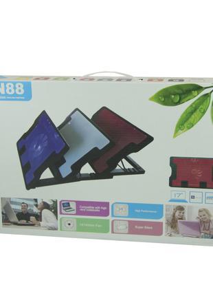 Подставка охлаждающая для ноутбука N88 (20)
