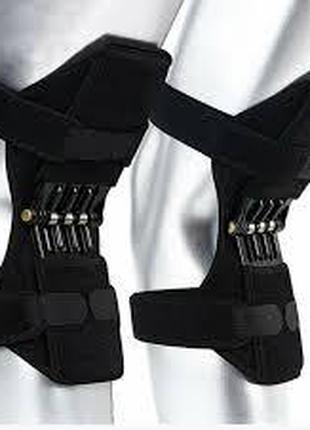 Поддержка усилитель-фиксатор коленного сустава