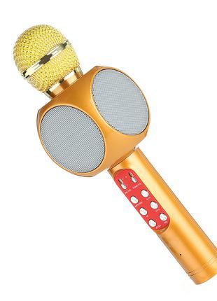 Микрофон WS1816 ЗОЛОТО (50)