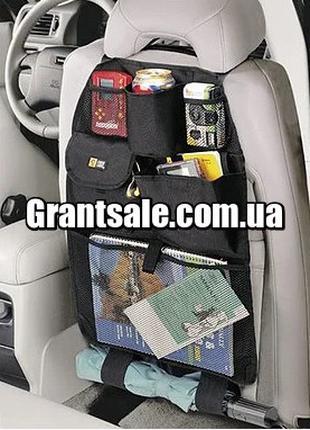 Автомобильный органайзер AUTO SEAT Organizer (96)