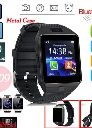 Умные смарт часы Smart Watch DZ-09
