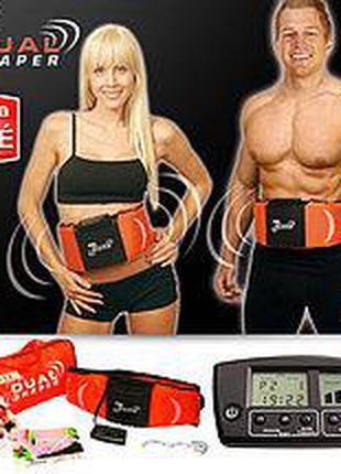 Массажер Пояс д/похудения (gym form dual shaper)