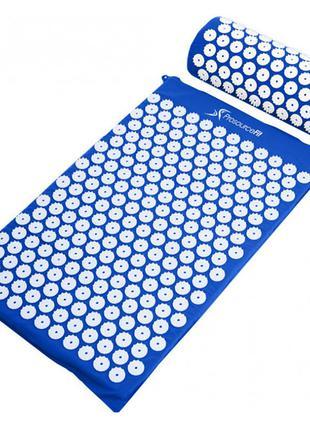 Ортопедический коврик с подушкой ProSource Acupressure Mat and...