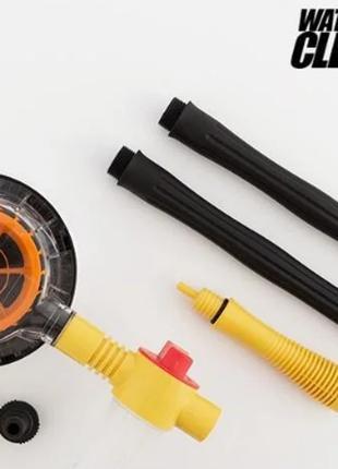 Вращающаяся щетка-насадка для шланга Water Blast Cleaner Roto ...
