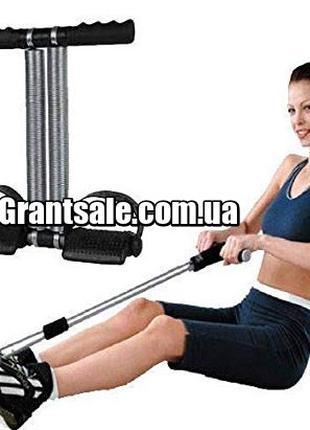 Эспандер для фитнеса Tummy Trimmer тренажер для дома пружинный...