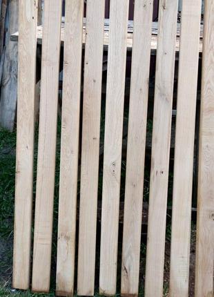 Штакетник и латы на забор