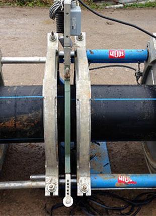Аренда стыкового  оборудования для сварки  полиэтиленовых труб