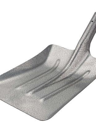 Лопата совковая универсальная 500×320×1.3мм 1.2кг (снег, зерно...