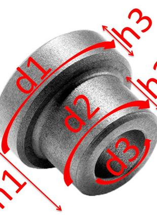 Втулка для насоса помпы askoll m233