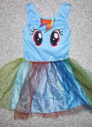 Платье пони my little pony