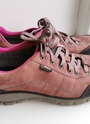 Кожаные, универсальные кроссовки