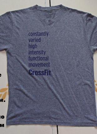 Reebok crossfit футболка размер м