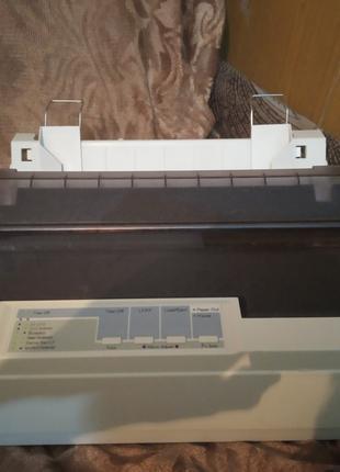 Принтер матричный А4 Epson LX-300+ II USB