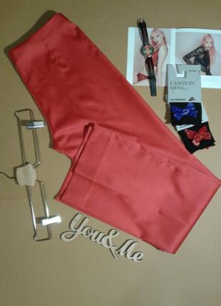 Стильные штаны, брюки кюлоты, палаццо с завышенной талией Италия