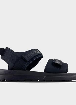 New balance sandals sua250k1 black