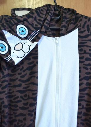 Взрослый карнавальный костюм кошка, кот, кигурими, размер м