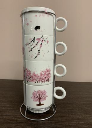 Набір чайний (набор чашек для чая )
