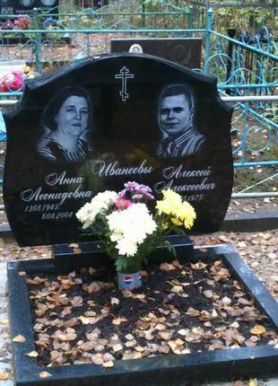 Памятник на могилу из гранита. Цены от производителя!