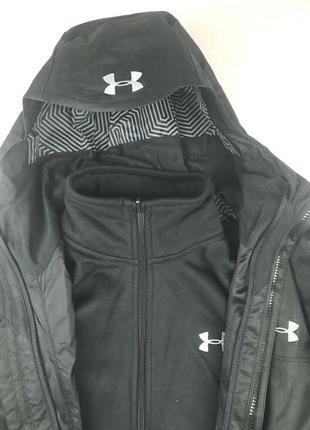 Куртка under armour porter 3в1 оригинал из сша