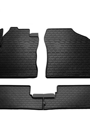 Комплект з 4-х ковриків в салон Stingray Toyota AURIS