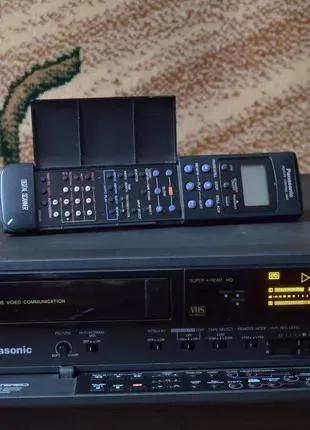 Panasonic NV-F55EE - стерео видеомагнитофон.