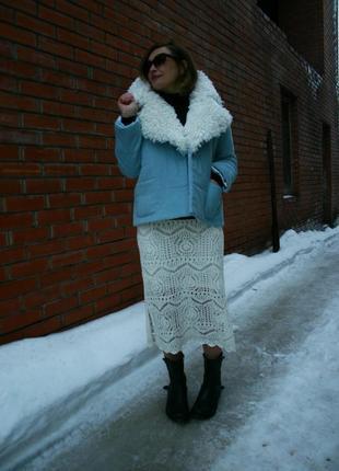 """Куртка вельветовая """"frozen sky"""" от бренда bluecatlabel"""
