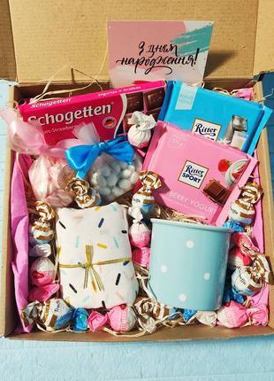 Подарочный набор для девочек