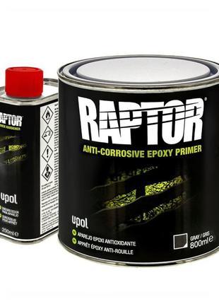 Эпоксидный грунт RAPTOR 1л комплект