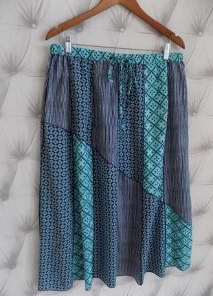 Индия!натуральная юбка на жаркое лето