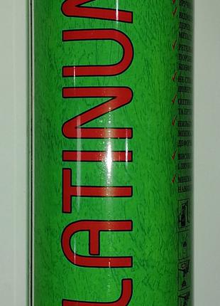 Пена монтажная Platinum 500 ml. (25L) под трубочку