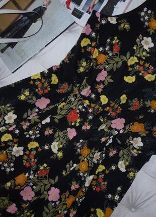 Большого размера сарафан/платье