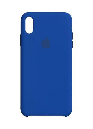 Чехол Original для Iphone Xs Delft Blue