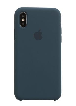 Чехол Original для Iphone X Cosmos Blue
