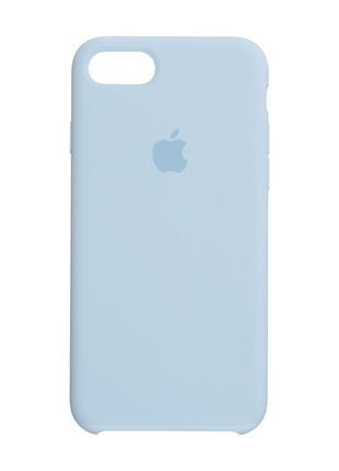 Чехол Original для Iphone 8G / SE2020 Sky Blue