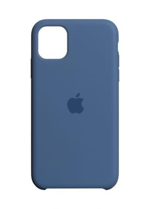 Чехол Original для Iphone 11 Alaskan Blue