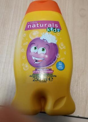 Детский шампунь для волос