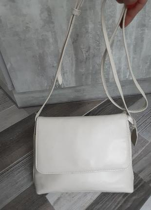 Кожаная сумка кроссбоди genuine leather