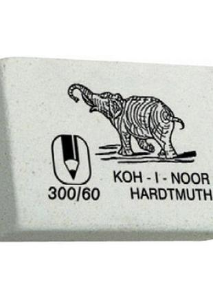 "Ластик мягкий ""Слон"", 300/60"