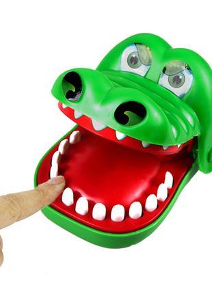 Игрушка крокодил Дантист