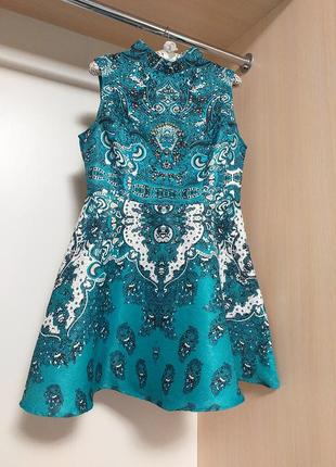 Платье с пышной юбкой пачкой