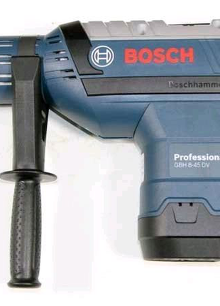 Аренда-прокат перфоратор-отбойный молоток Bosch 8-45DV  SDS MAX