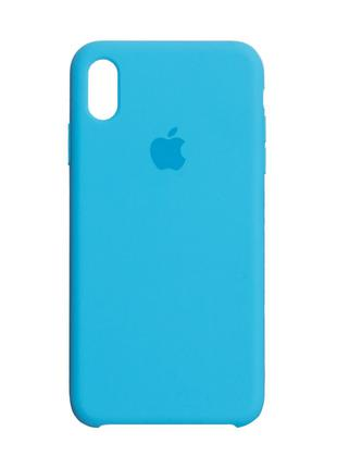 Чехол Original для Iphone Xs Max 16, Blue